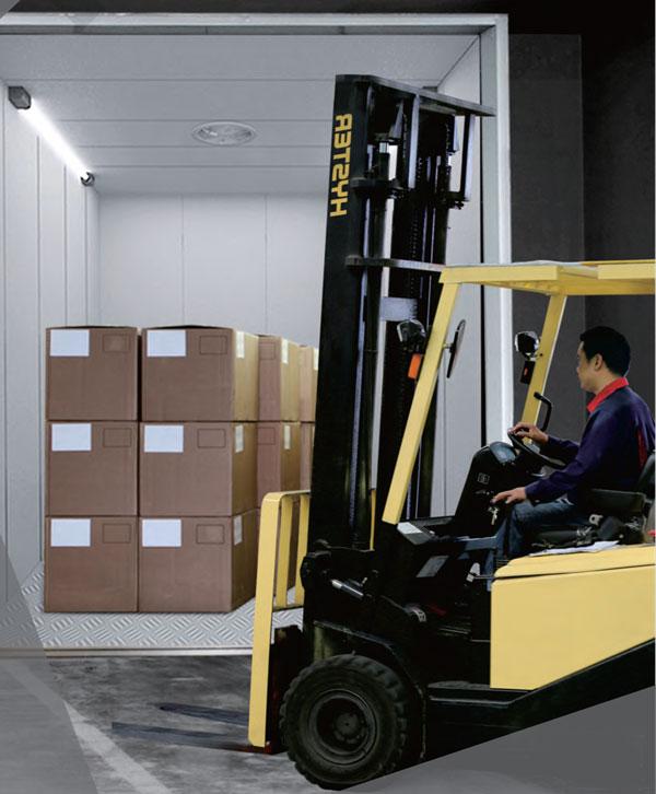 Freight Elevators